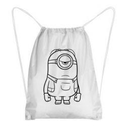 Рюкзак-мішок Sad minion
