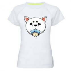 Жіноча спортивна футболка Садахару