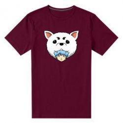Чоловіча стрейчева футболка Садахару