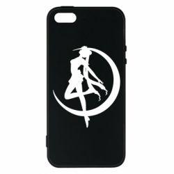 Чохол для iphone 5/5S/SE Sailor Moon