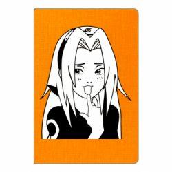 Блокнот А5 Sakura girl