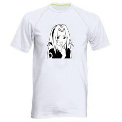 Мужская спортивная футболка Sakura girl