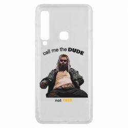 Чехол для Samsung A9 2018 Сall me the DUDE not THOR