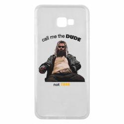 Чехол для Samsung J4 Plus 2018 Сall me the DUDE not THOR