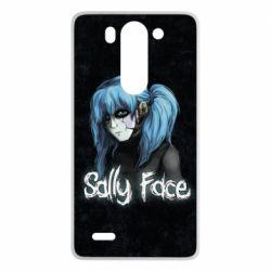 Чехол для LG G3 mini/G3s Sally Face 10 - FatLine