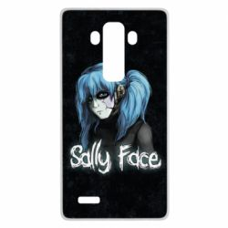 Чехол для LG G4 Sally Face 10 - FatLine