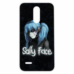 Чехол для LG K7 2017 Sally Face 10 - FatLine