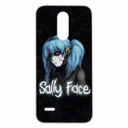 Чехол для LG K8 2017 Sally Face 10 - FatLine