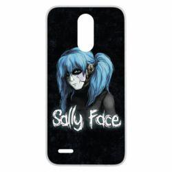 Чехол для LG K10 2017 Sally Face 10 - FatLine