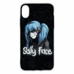 Чехол для iPhone X/Xs Sally Face 10 - FatLine