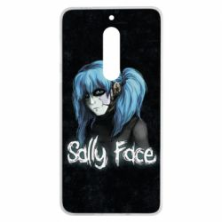 Чехол для Nokia 5 Sally Face 10 - FatLine