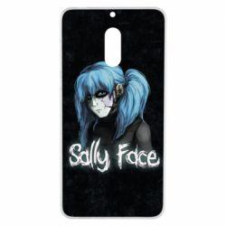 Чехол для Nokia 6 Sally Face 10 - FatLine