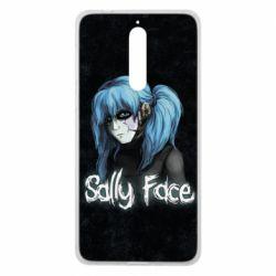 Чехол для Nokia 8 Sally Face 10 - FatLine