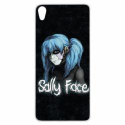 Чехол для Sony Xperia XA Sally Face 10 - FatLine