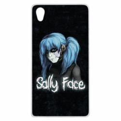 Чехол для Sony Xperia Z1 Sally Face 10 - FatLine