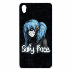 Чехол для Sony Xperia Z2 Sally Face 10 - FatLine