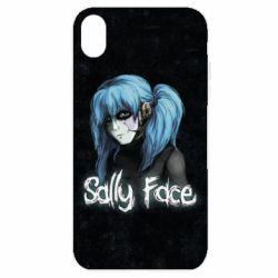 Чехол для iPhone XR Sally Face 10 - FatLine