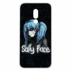 Чехол для Meizu 16 Sally Face 10 - FatLine