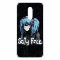 Чехол для Meizu 16 plus Sally Face 10 - FatLine