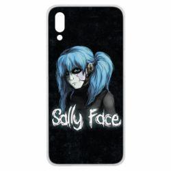 Чехол для Meizu E3 Sally Face 10 - FatLine