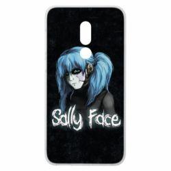 Чехол для Meizu V8 Sally Face 10 - FatLine