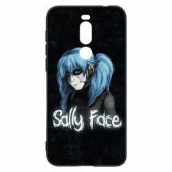 Чехол для Meizu X8 Sally Face 10 - FatLine