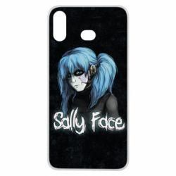 Чехол для Samsung A6s Sally Face 10 - FatLine