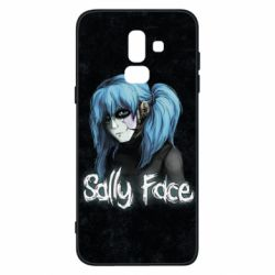 Чехол для Samsung J8 2018 Sally Face 10 - FatLine