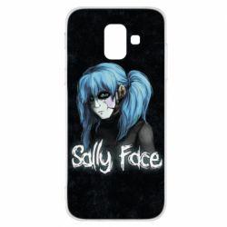 Чехол для Samsung A6 2018 Sally Face 10 - FatLine