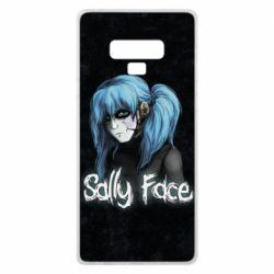 Чехол для Samsung Note 9 Sally Face 10 - FatLine