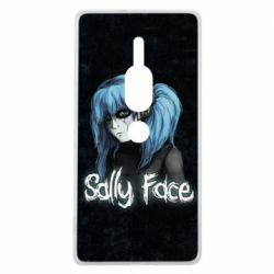 Чехол для Sony Xperia XZ2 Premium Sally Face 10 - FatLine