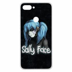 Чехол для Xiaomi Mi8 Lite Sally Face 10 - FatLine