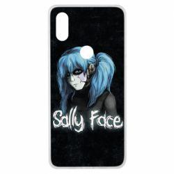 Чехол для Xiaomi Mi Mix 3 Sally Face 10 - FatLine