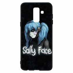 Чехол для Samsung A6+ 2018 Sally Face 10 - FatLine