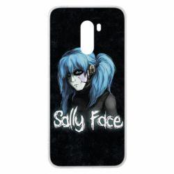 Чехол для Xiaomi Pocophone F1 Sally Face 10 - FatLine