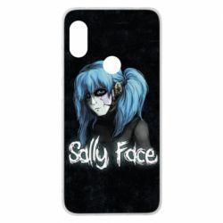 Чехол для Xiaomi Redmi Note 6 Pro Sally Face 10 - FatLine