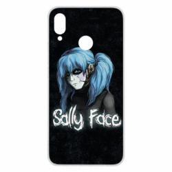 Чехол для Huawei P Smart Plus Sally Face 10 - FatLine