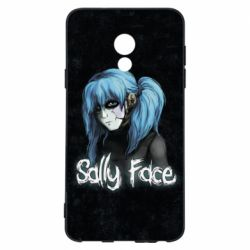 Чехол для Meizu 15 Lite Sally Face 10 - FatLine
