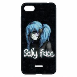 Чехол для Xiaomi Redmi 6A Sally Face 10 - FatLine