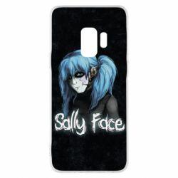 Чехол для Samsung S9 Sally Face 10 - FatLine