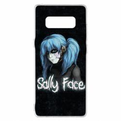 Чехол для Samsung Note 8 Sally Face 10 - FatLine