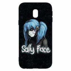 Чехол для Samsung J3 2017 Sally Face 10 - FatLine