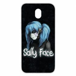 Чехол для Samsung J5 2017 Sally Face 10 - FatLine