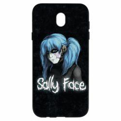 Чехол для Samsung J7 2017 Sally Face 10 - FatLine