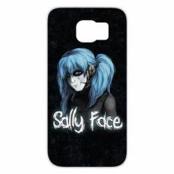 Чехол для Samsung S6 Sally Face 10 - FatLine
