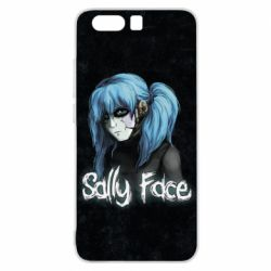 Чехол для Huawei P10 Sally Face 10 - FatLine