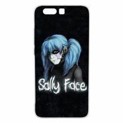 Чехол для Huawei P10 Plus Sally Face 10 - FatLine