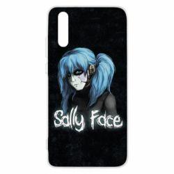 Чехол для Huawei P20 Sally Face 10 - FatLine