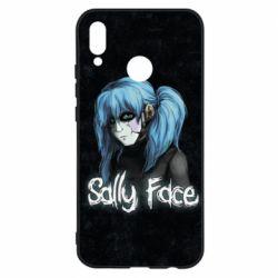 Чехол для Huawei P20 Lite Sally Face 10 - FatLine