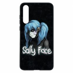 Чехол для Huawei P20 Pro Sally Face 10 - FatLine